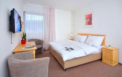 Hotel Lenka dvoulůžkový pokoj