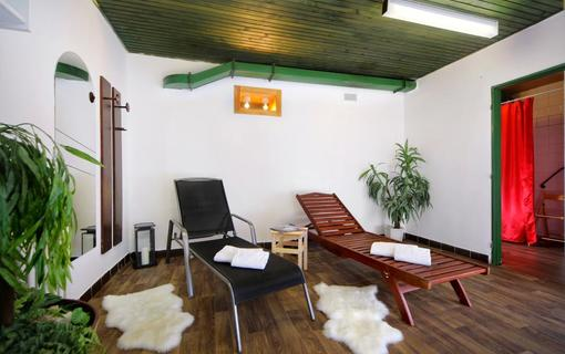 Hotel Lenka relax, sauna