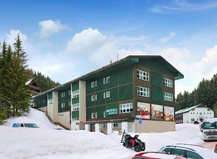 Hotel Lenka hotel Lenka zimní