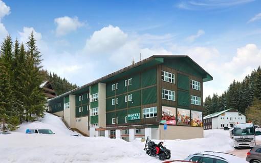 Pobyt na horách se zdravým jídelníčkem o víkendu-Hotel Lenka 1153156609