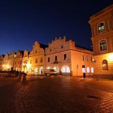 Hotel Bílý Koníček Třeboň