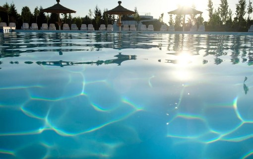 Wellness pobyt pro dámy-Mjus World Resort & Thermal Park 1151053767