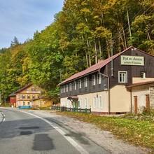 POD SVATOU ANNOU - penzion & kavárna (U paní Berty) Horní Maršov