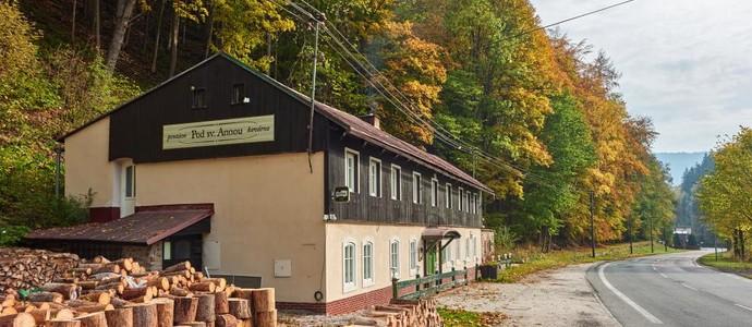 POD SVATOU ANNOU - penzion & kavárna (U paní Berty) Horní Maršov 1135674277