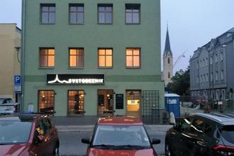Světoběžník Bed & Wine Liberec 43171154