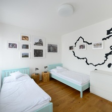 Světoběžník Bed & Wine - Liberec