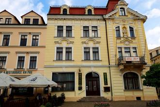 Hotel Slavie Česká Kamenice