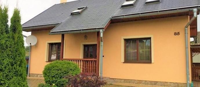 Apartmány Bobrovník