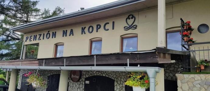 Penzion na Kopci Banská Štiavnica