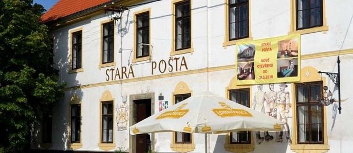 Penzion Stará Pošta Telnice
