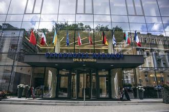 Mariánské Lázně-Grandhotel Nabokov