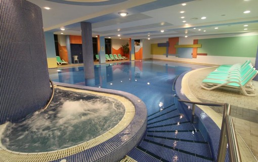 Prodloužený víkendový pobyt-Hunguest Hotel Répce Gold 1150115123