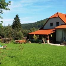 Pension se zahradou - Dolní Bečva