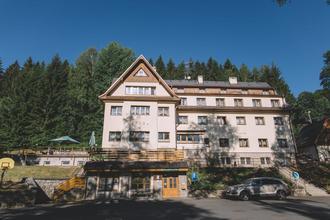 Hotel Vydra Srní