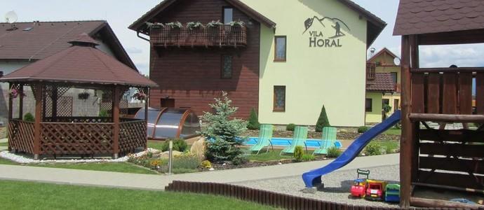 Vila Horal Liptovský Mikuláš