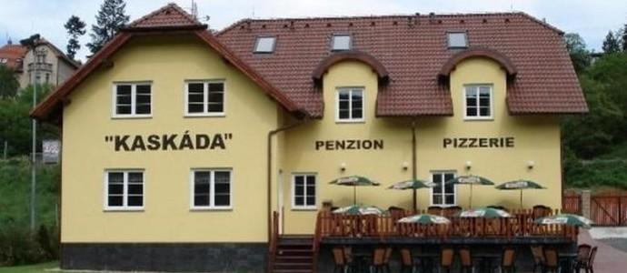 Penzion Kaskáda Vrané nad Vltavou
