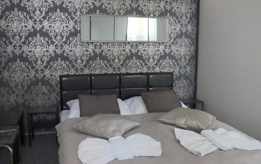 Penzion Homér Poděbrady Basic dvoulůžkový pokoj