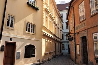 Apartmány a ubytování Praha