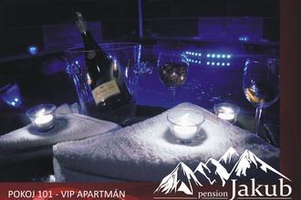 VIP apartmán Harrachov