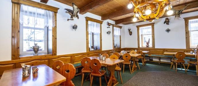 Hotel Svatý Hubert Boží Dar 1122944640