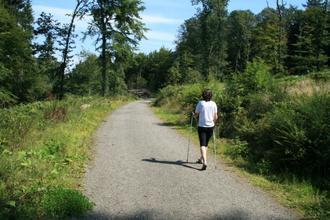 Vsetín-pobyt-Sportovní pobyt s Nordic Walking