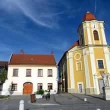 Apartmán U kostela Veselí nad Moravou 1123751904