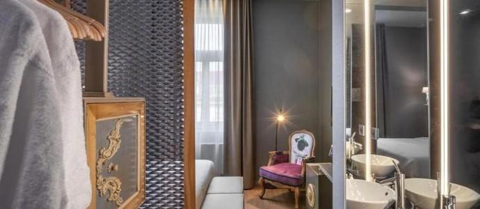 987 Prague Design Hotel Praha