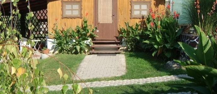 Apartmány a chatky v Podhájskej Podhájska