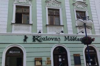 Penzion Měšťan Jindřichův Hradec
