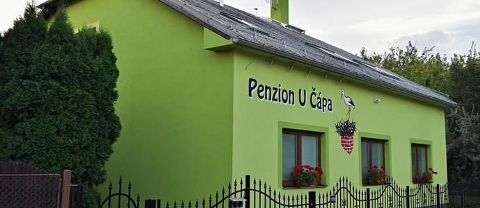Penzion U Čápa Příbor