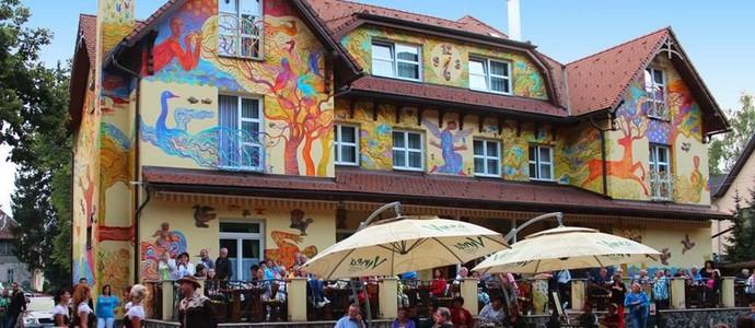 Hotel Encián Rajecké Teplice