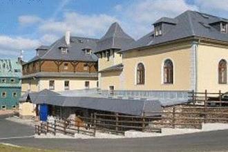 Hotel Praha Boží Dar