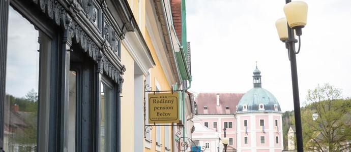 Rodinný pension Bečov Bečov nad Teplou