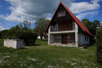 Chata Husín Hontianske Nemce
