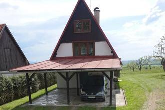 Chata Husín Hontianske Nemce 43304238