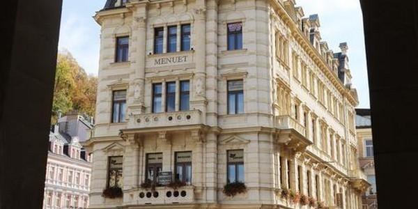 Apartments Menuet Karlovy Vary