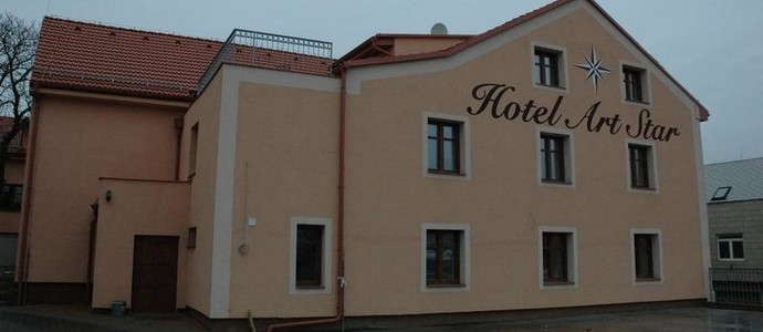 Hotel Art star Hostivice 1118757176