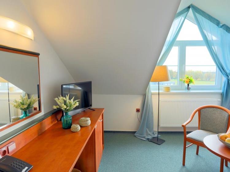 Hotel Brada - ubytování