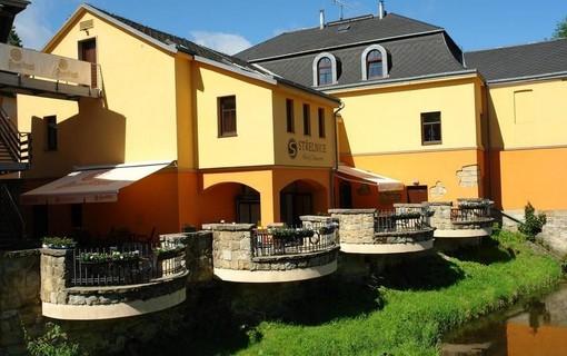 Víkendový wellness pobyt s polopenzí u Teplických skal-Hotel Střelnice 1150766955