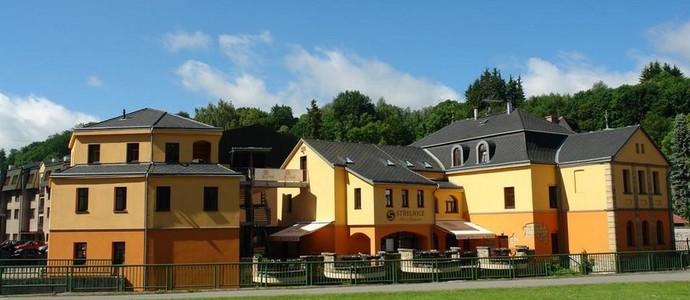 Hotel Střelnice Teplice nad Metují