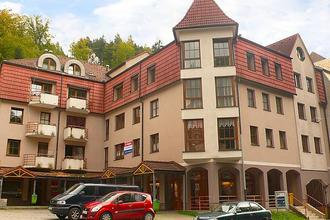 Apartmány Lanovka Jáchymov