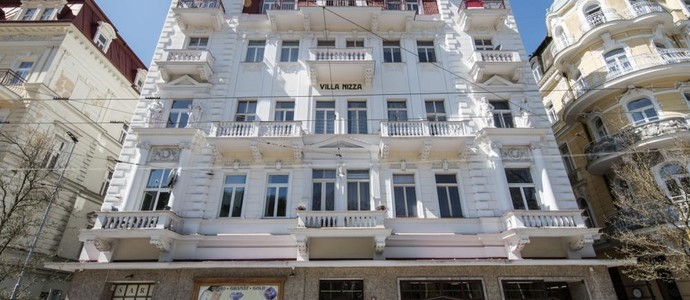 Villa Nizza Mariánské Lázně