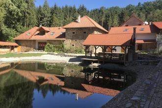 Zevlův mlýn Nové Hrady 50712950