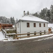 Zevlův mlýn-Nové Hrady-pobyt-Silvestr v Nových Hradech