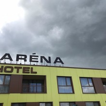 Hotel Aréna Brumov-Bylnice
