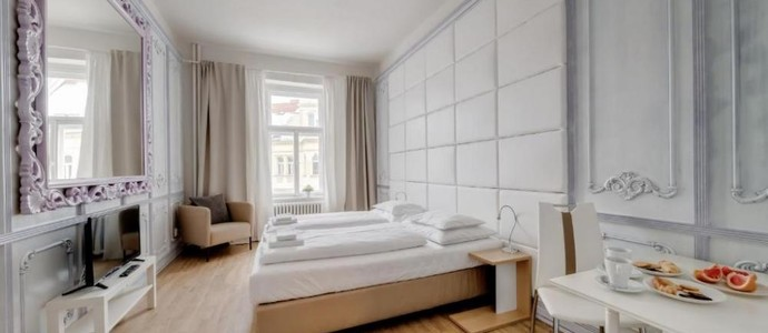 Bright Prague Castle Apartments Praha