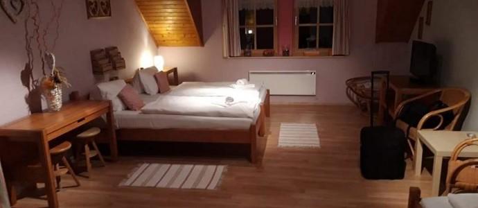 Hotel Zlatý Potok Nicov