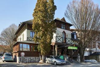 Vila Milica Rajecké Teplice
