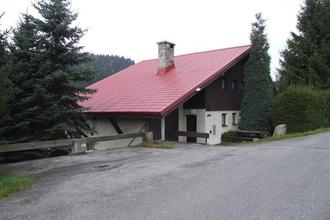 Penzion Špičák Albrechtice v Jizerských horách