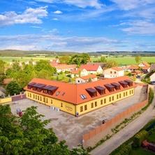 Penzion Zlatovláska u Červené Lhoty - Pluhův Žďár